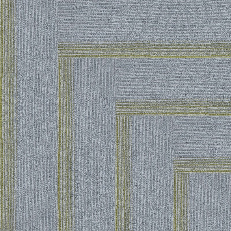Paklāji - Outlet OFF LINE Grey Green 121509