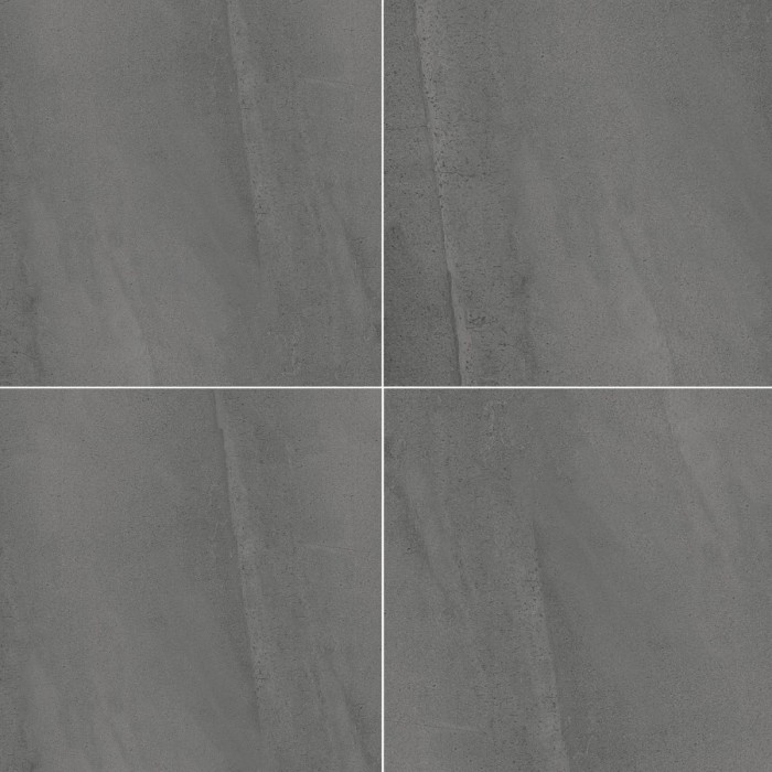 Flīzes - STONE COLLECTION DARK GREY RTT 60X60	, 3988